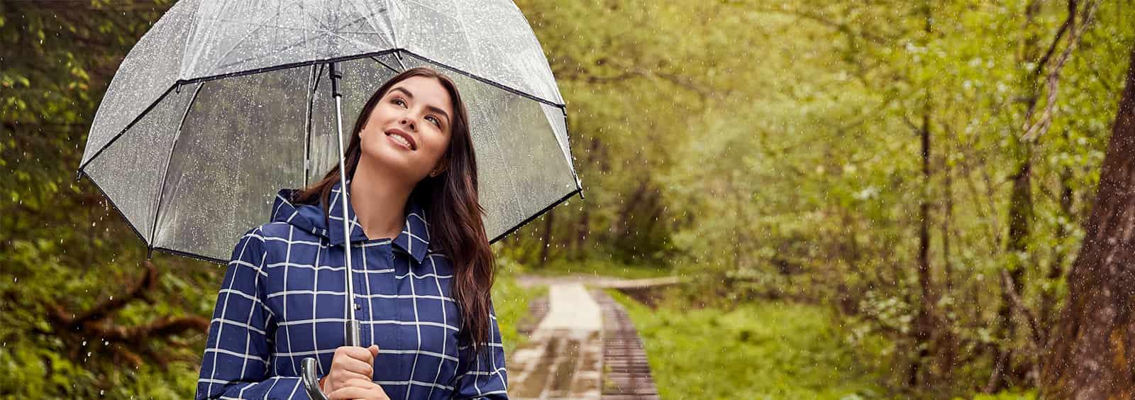plus size raincoats