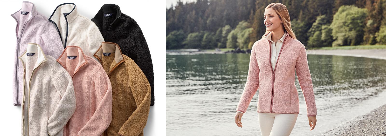 Why I Love My Fleece Jacket
