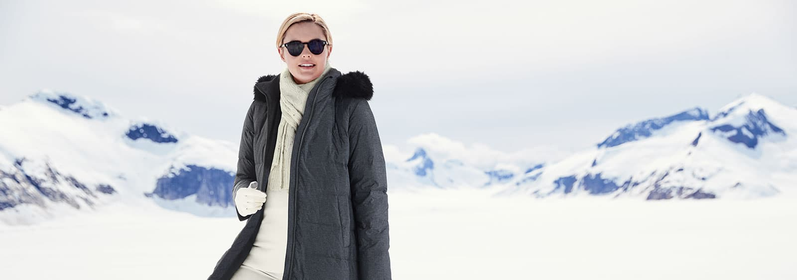 How to Choose the Best Plus-Size Winter Coat