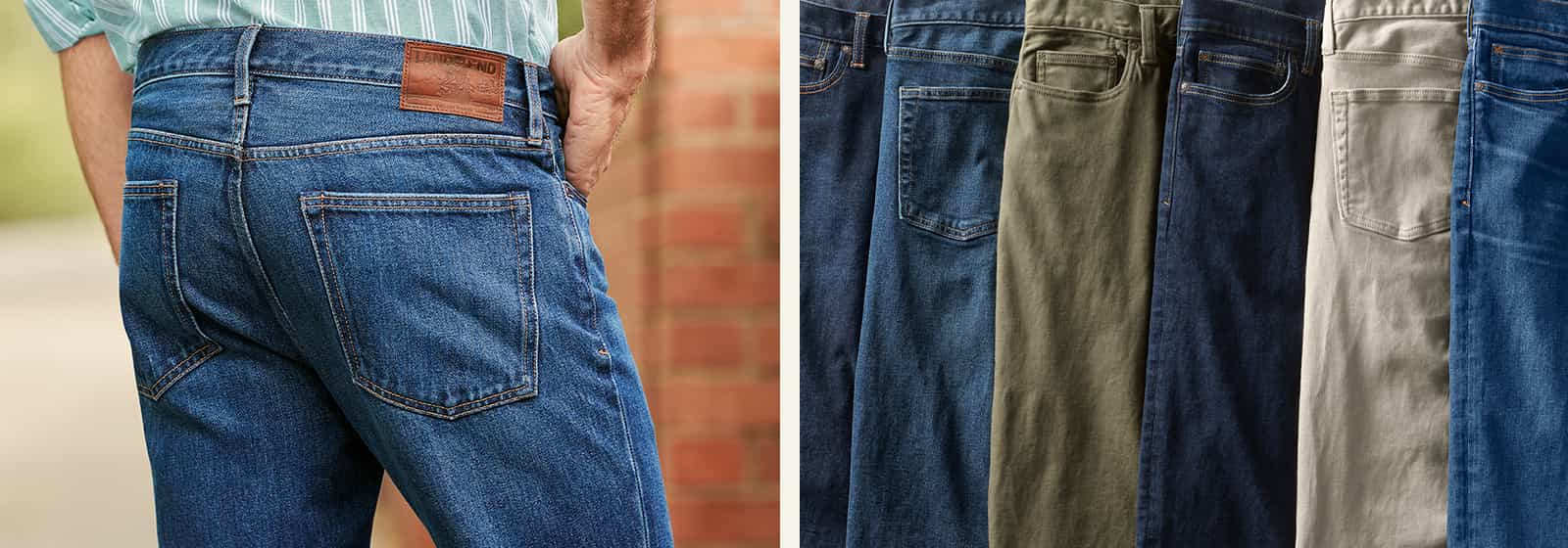 How a Good Pair of Jeans Can Change a Man's Life