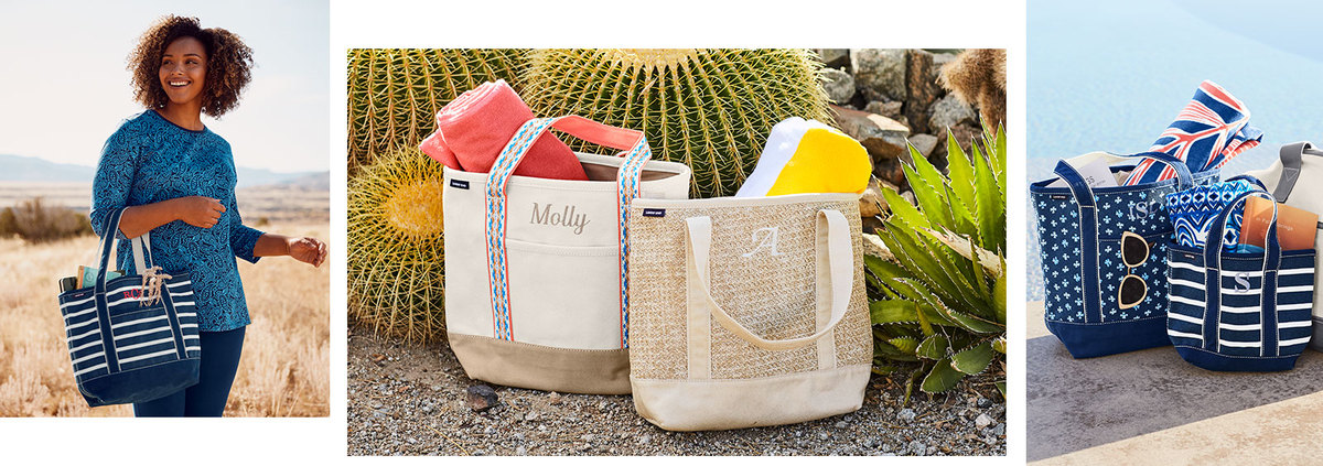 Cutest Beach Bags for Fun in the Sun