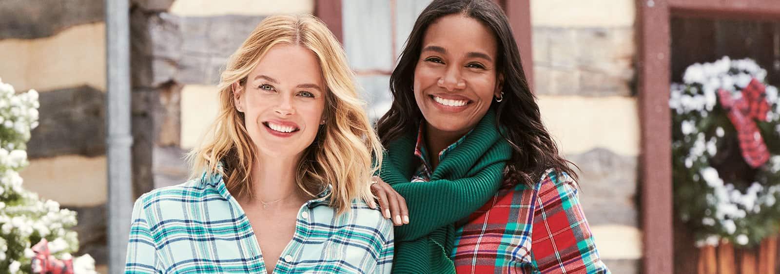 Chic Ways to Wear a Flannel Button-Down