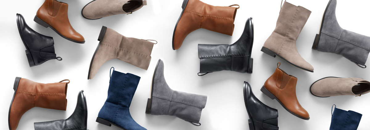How to Keep Your Knee-High Boots Up All Day Long