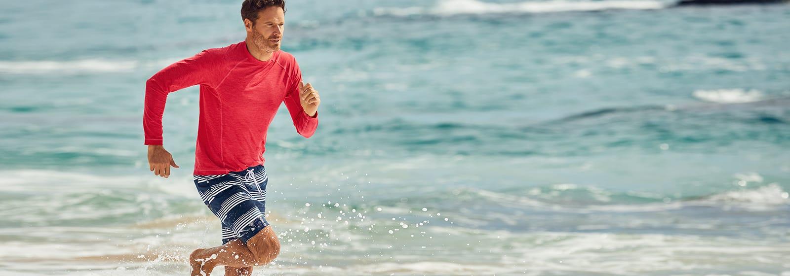 Are Board Shorts the Same as Swim Trunks? Board Shorts vs Swim Trunks