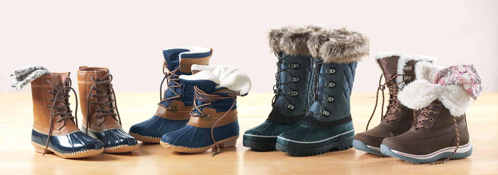 Snow Boots vs. Tennis Shoes: Best Winter Walking Shoes