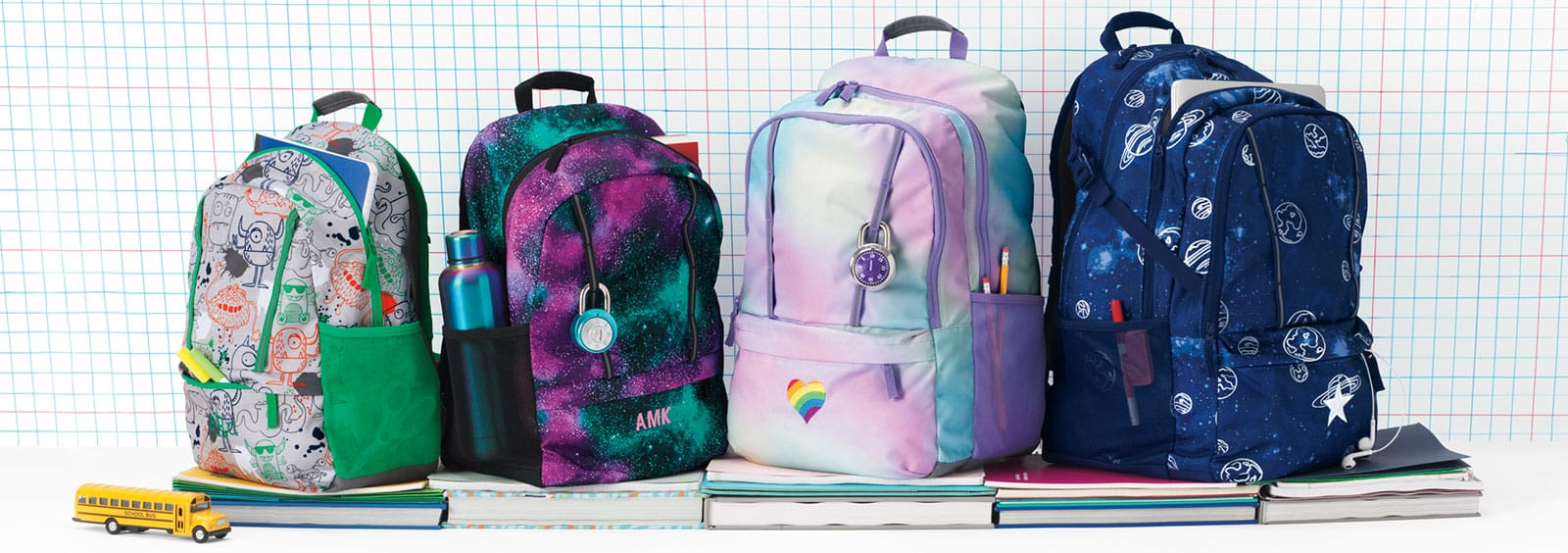 How to Care for your Backpack| Washable Backpacks at Lands' End