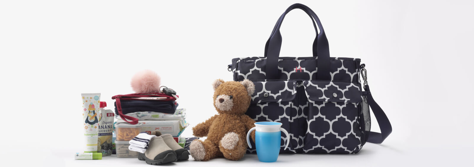 Must-Have Diaper Bags for Traveling | Lands' End