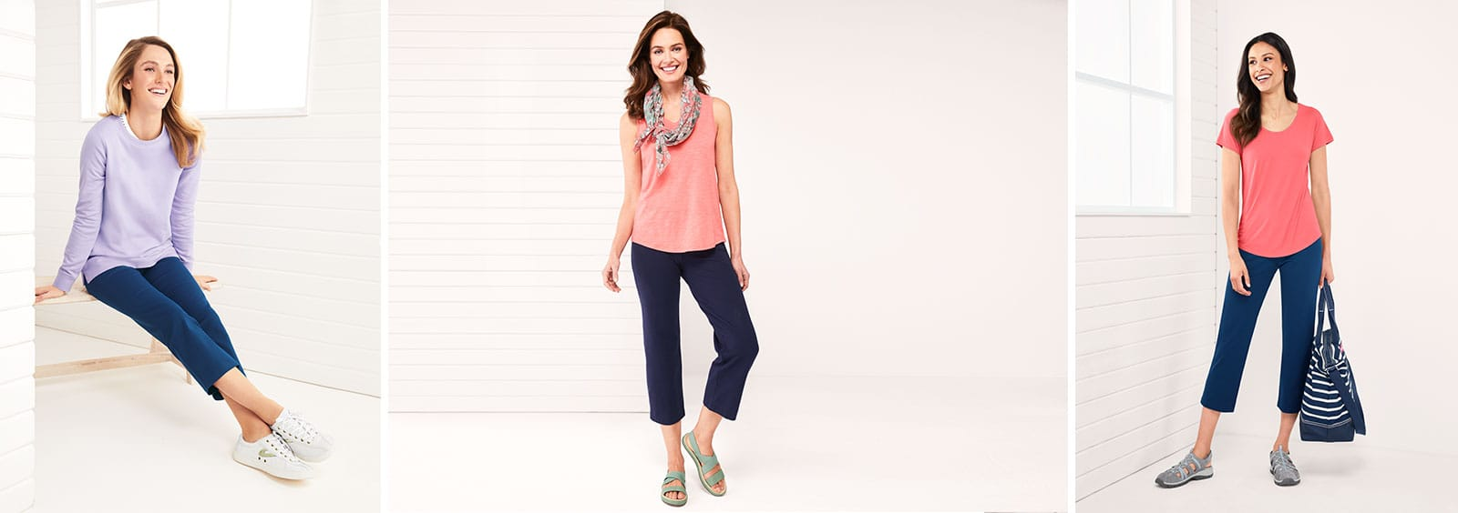 How to style capris and crops on any body type