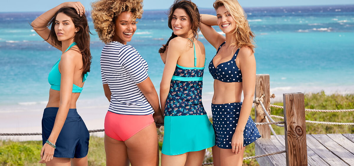 Which Swimsuit Style Is Right for You?