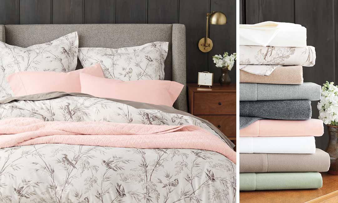 12 Days of Flannel Sheets
