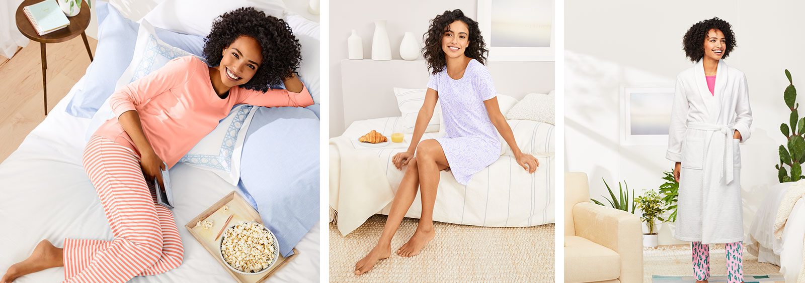 Women's Flannel Pajamas vs Nightgowns: What's More Comfortable