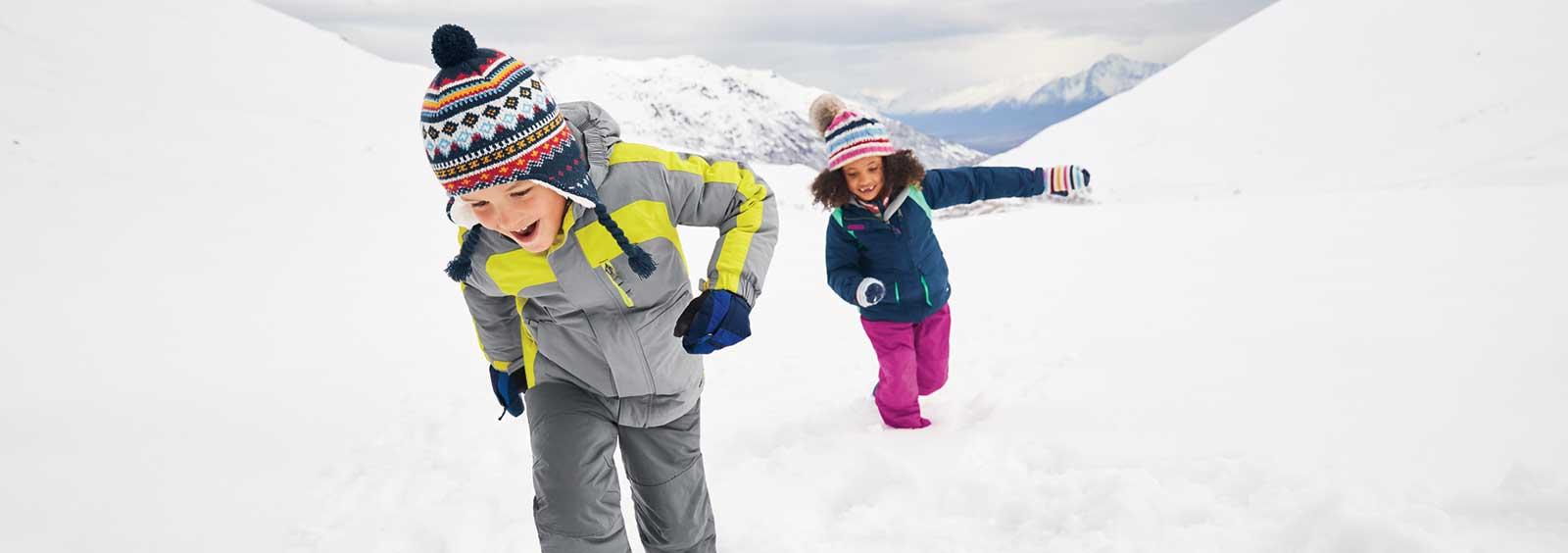 How to Wash Kids' Winter Coats