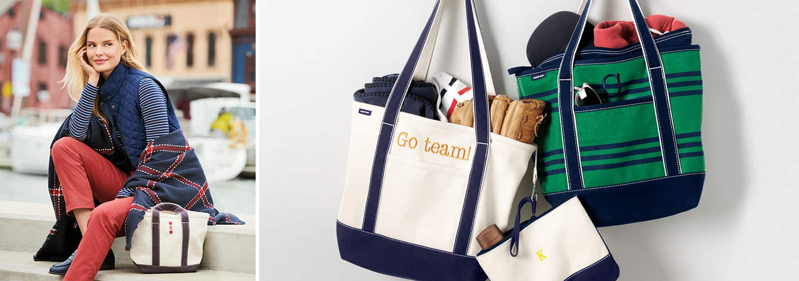 What Makes a Canvas Tote Last So Long?   Lands' End