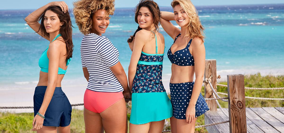 Best Tummy Control High Waist Swimsuits for Summer