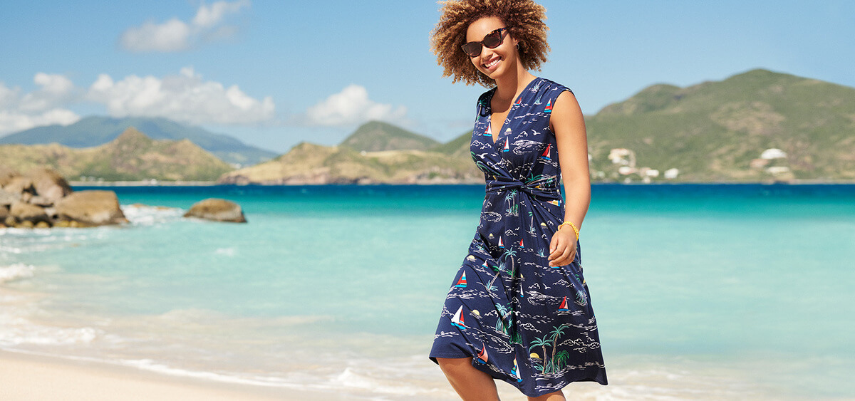 How to Wear Summer Dresses: Outfit Ideas
