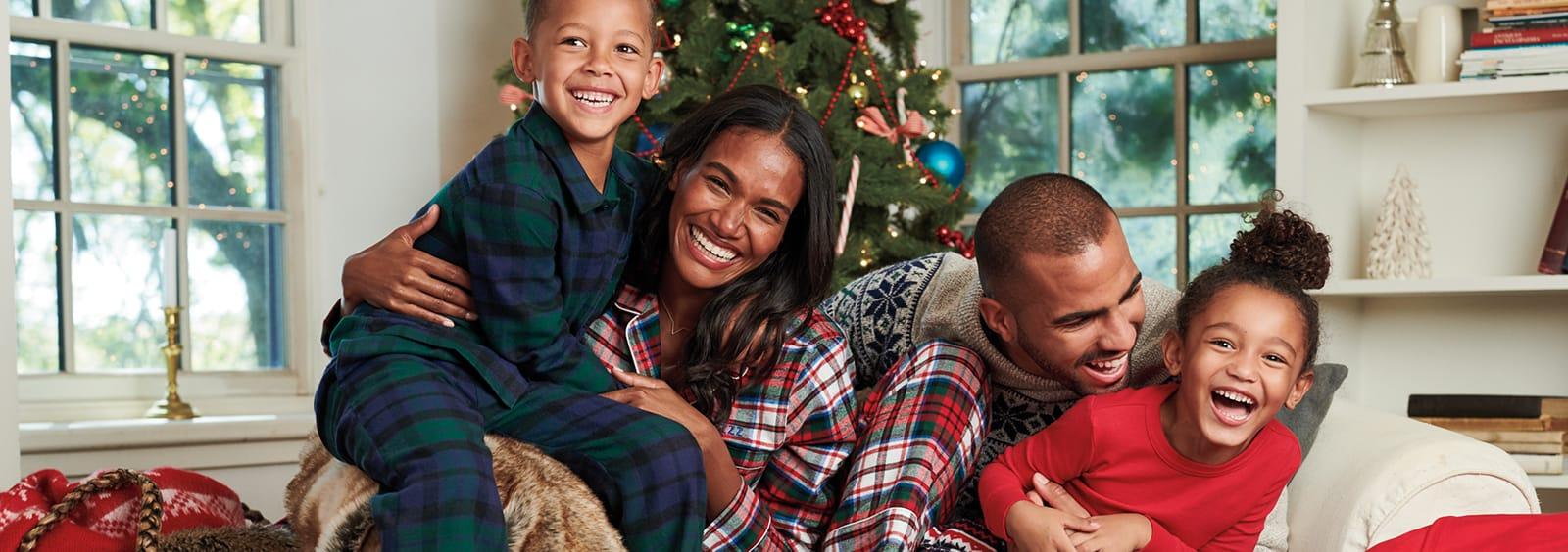 Flannel vs. fleece pajamas