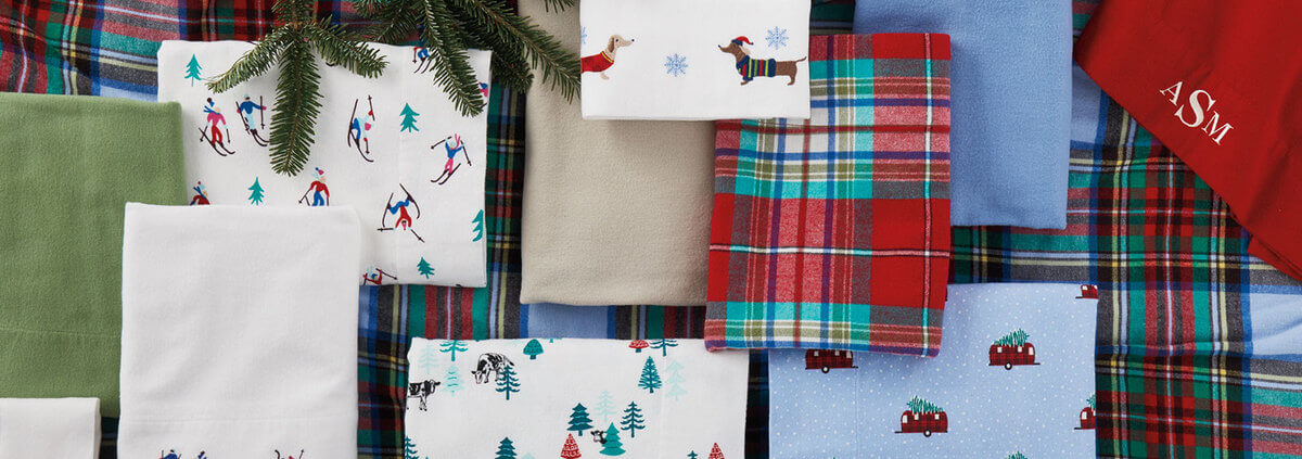 Flannel Sheets to Keep You Cozy This Winter