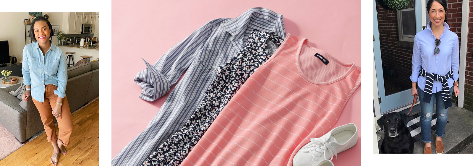 5 Casual Clothes to Wear at Home
