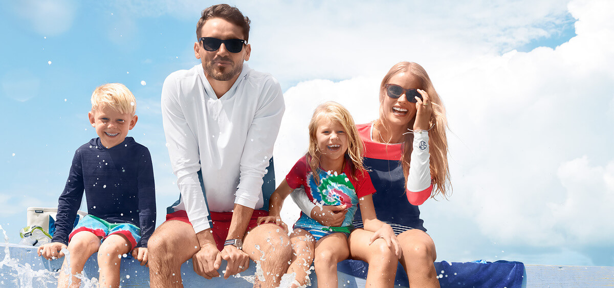 The Best Rash Guards and Swim Tees for the Family