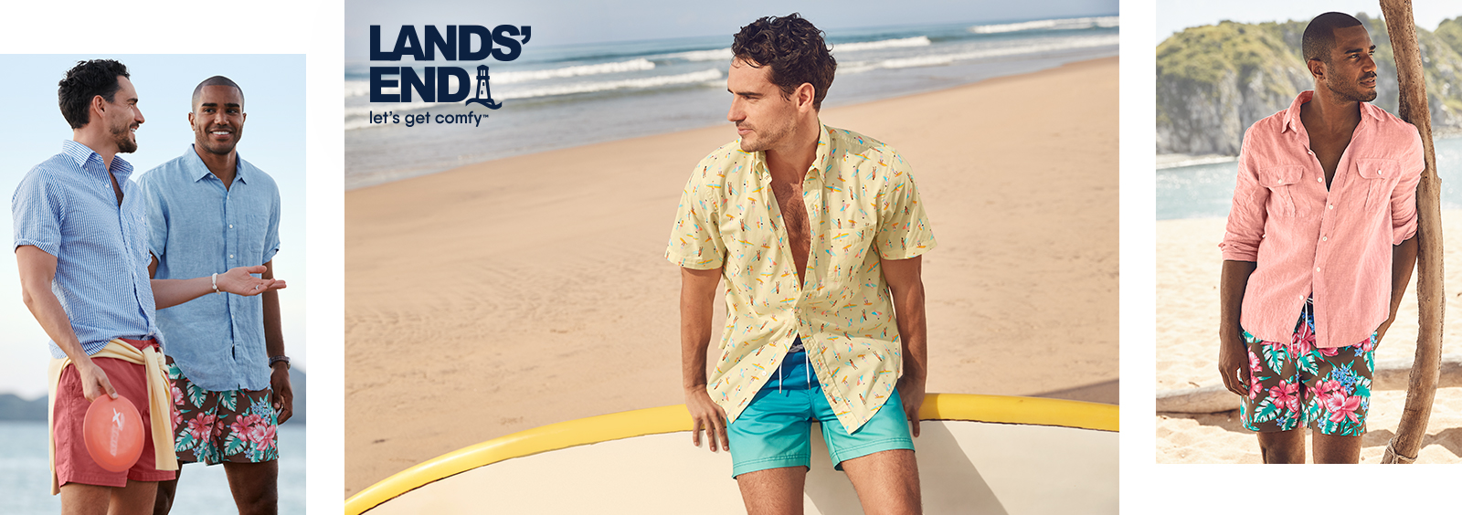 How to Shop for Men's Swimwear