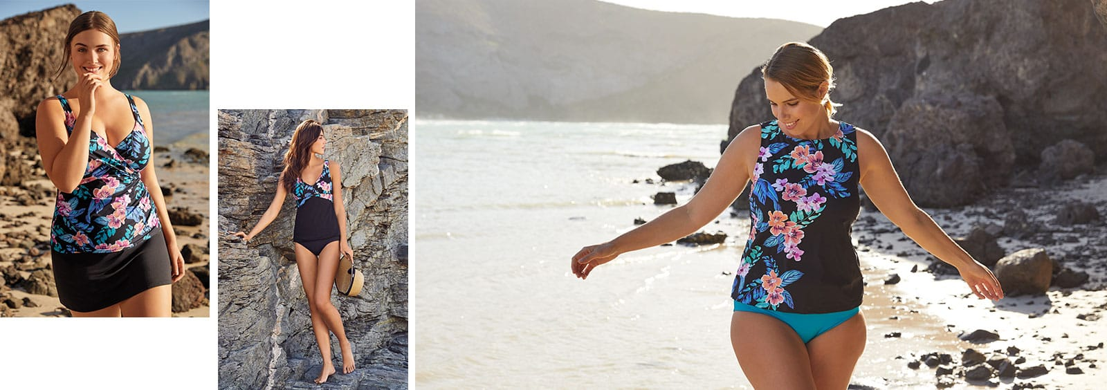 5 Best Swimsuits for Larger Busts   Lands' End