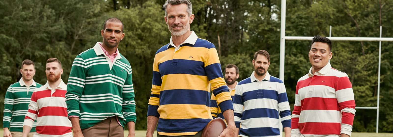 10 Fall Must Haves for Men in Their 40s