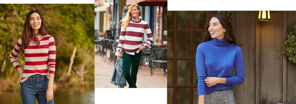Sail Any Sea with These Top 5 Outfits | Lands' End
