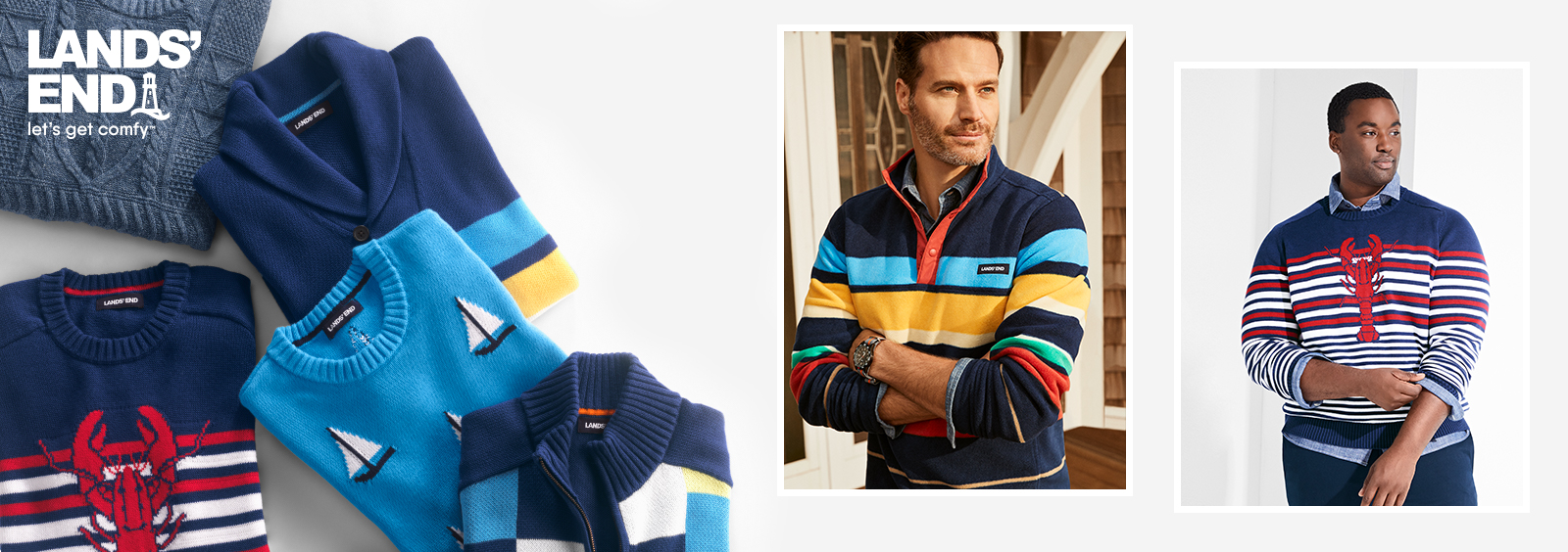 Men's Sweater Buying Guide