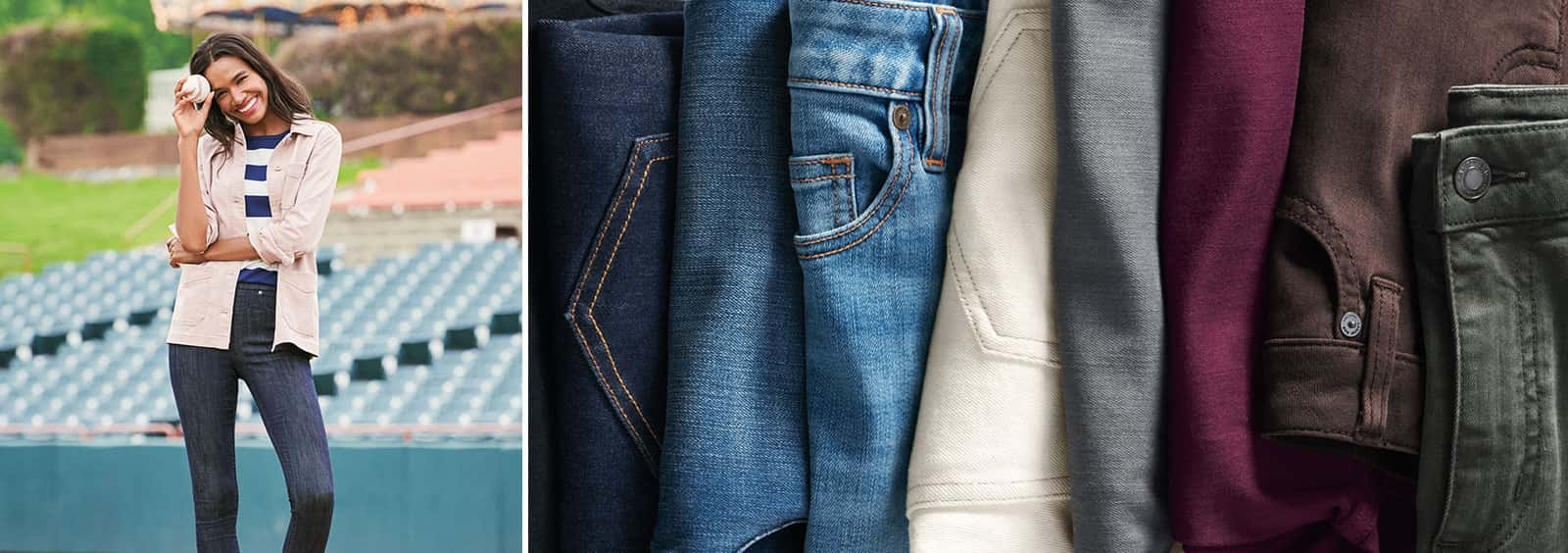 How a Good Pair of Jeans Can Change Your Life