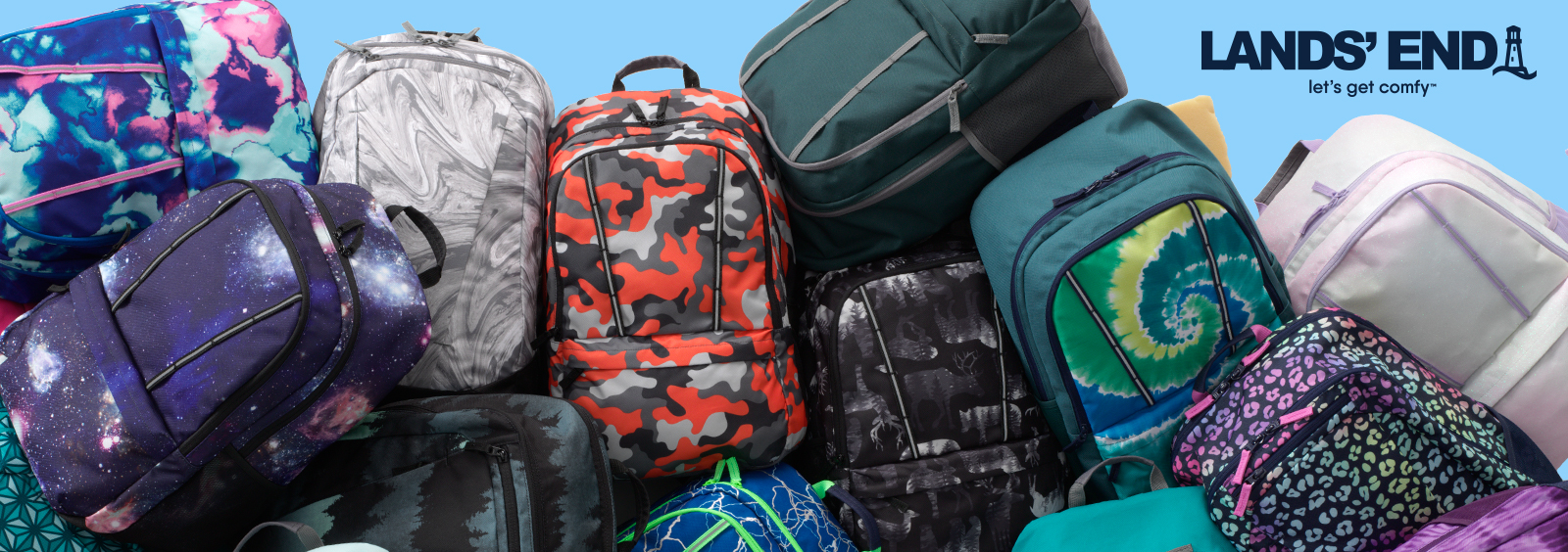 Guide to Shopping Lands' End Backpacks