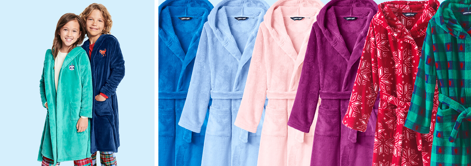 Flannel Robes Your Kids Will Love