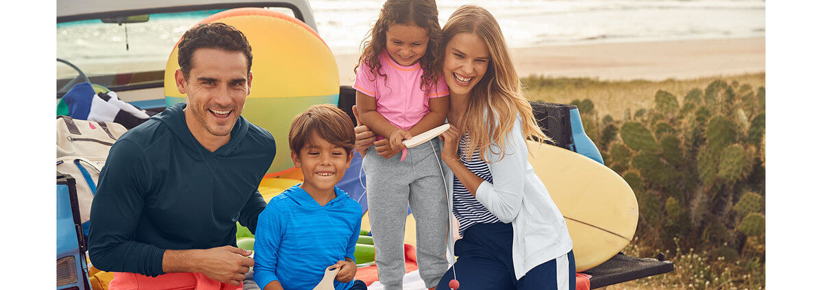 Spring Picnic Outfits for the Whole Family | Lands' End