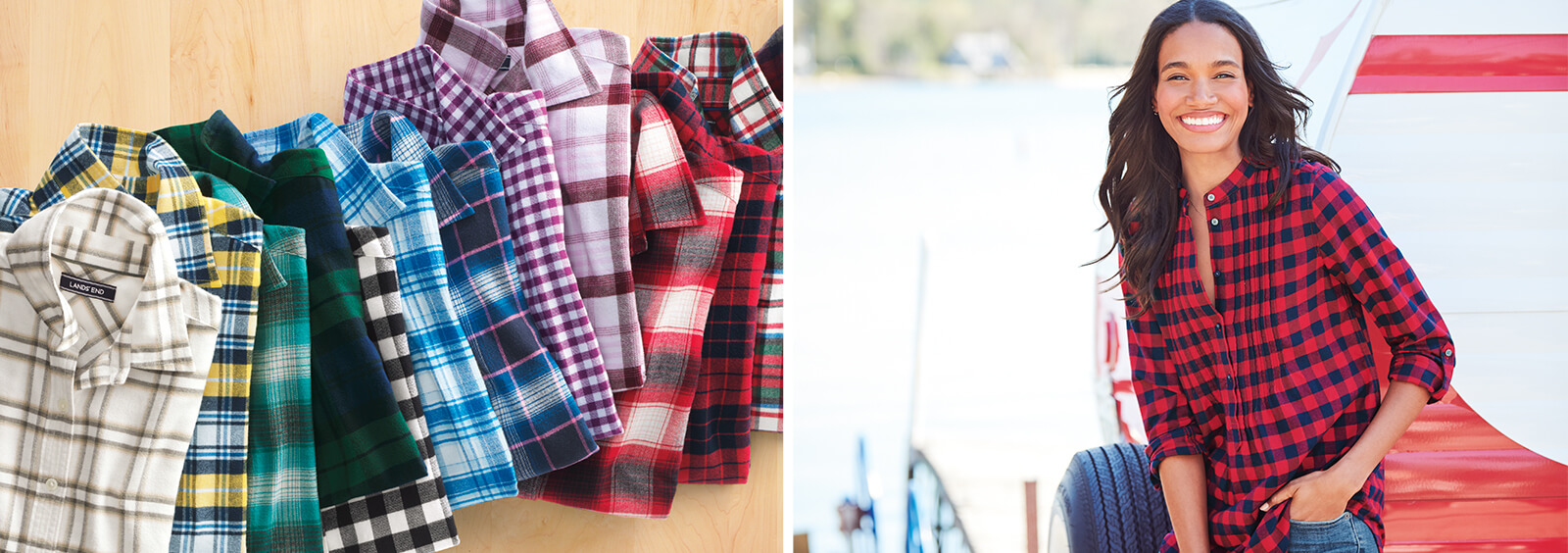 Four occasions perfect for your favorite flannel shirt