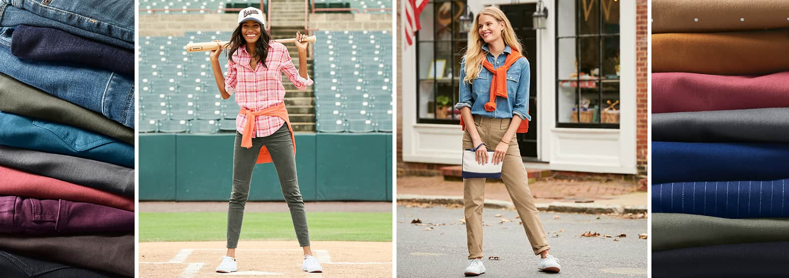 Chinos Versus Jeans:  Which One is Better for You?