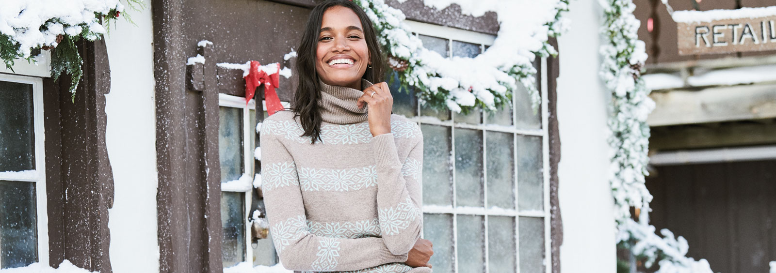 5 Reasons Why I Love Cozy Winter Sweaters