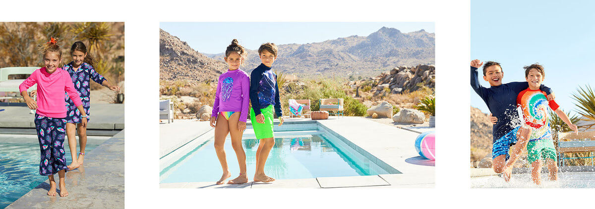 Let Your Little Ones Hit the Beach in Style with Kid's Swimsuits and Beachwear