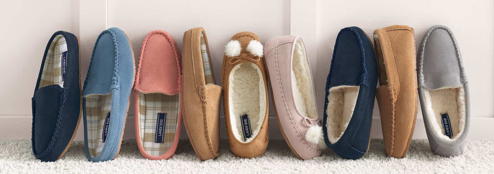How to Care for Slippers | Lands' End