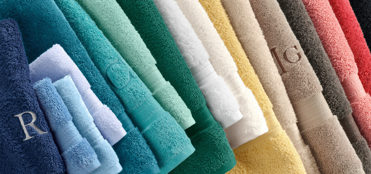 How to Wash Towels and Remove Stains