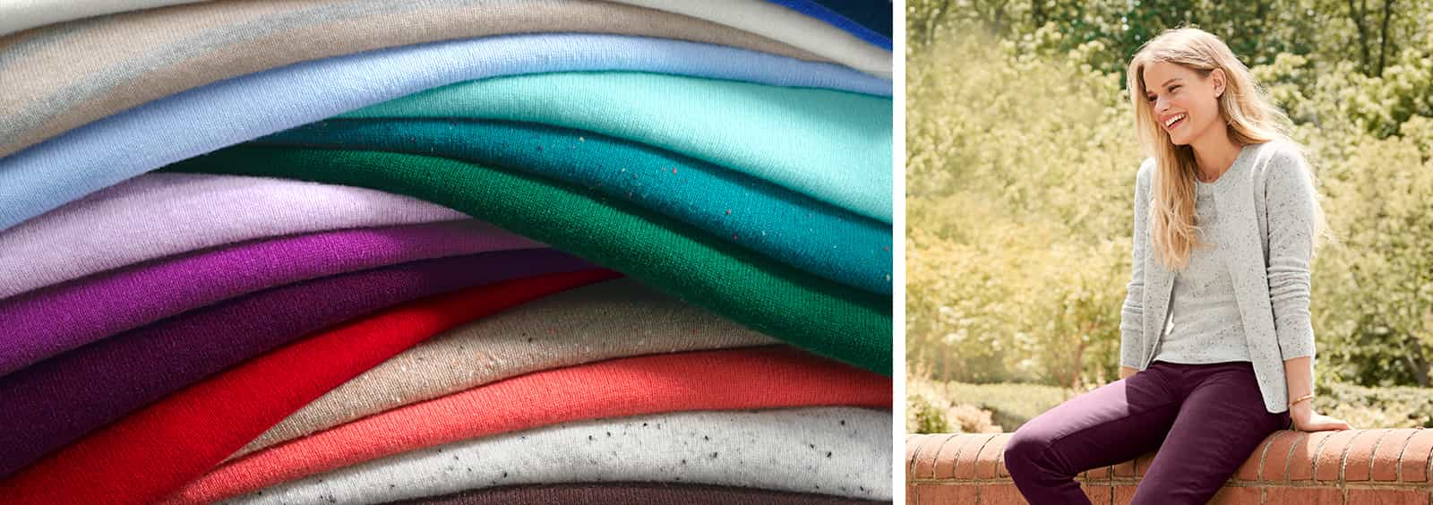What is a Cashmere Sweater Made of That Makes It Special?