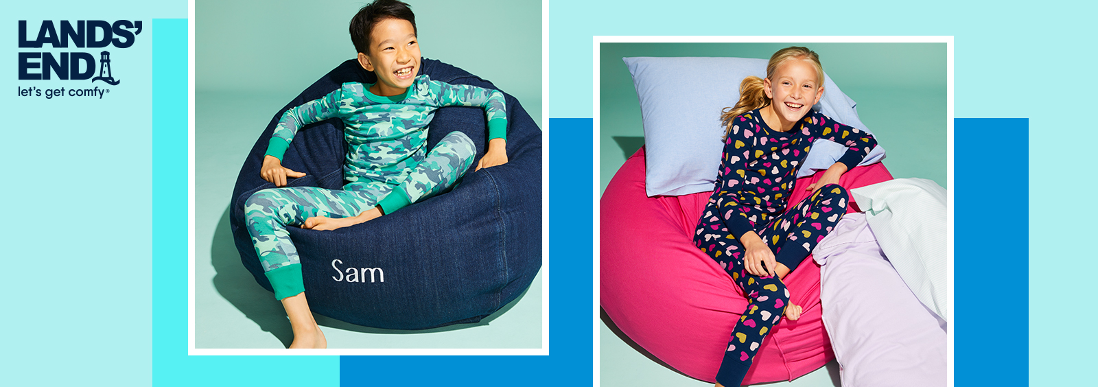 Cute Pajamas for Kids of All Sizes