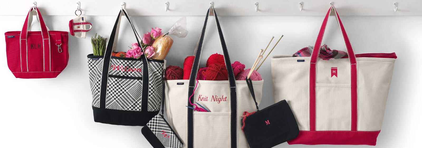 Monograms for Smart Packing | Lands' End