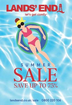 Lands' End Catalogue